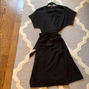 Felicity & Coco wrap dress size M